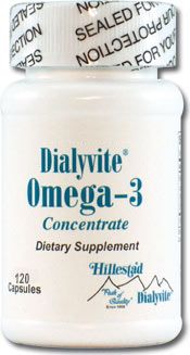 Dialyvite Omega-3 concentrate