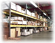 We have over 5000 different raw materials in our inventory.